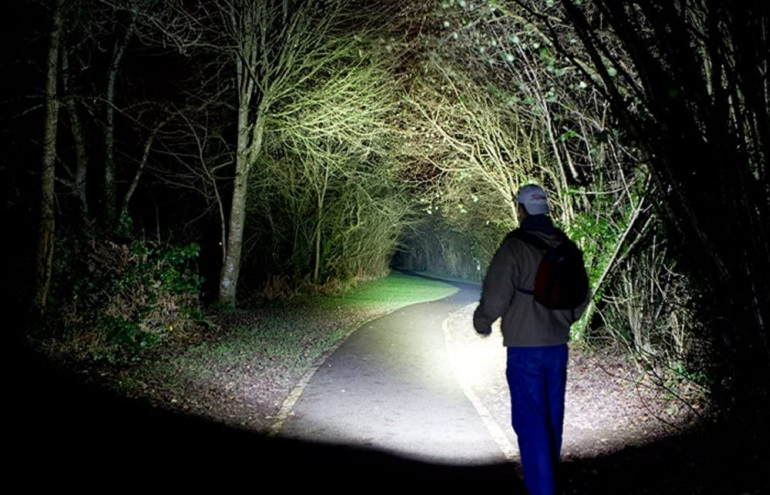 What Can Police Flashlight Do for You