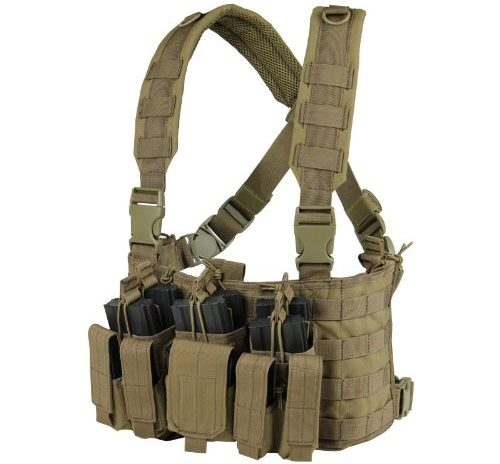 Condor Recon Chest Rig Plate Carrier