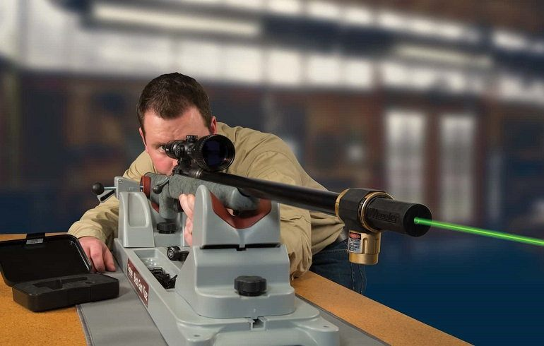 How Do You Use A Laser Bore Sight
