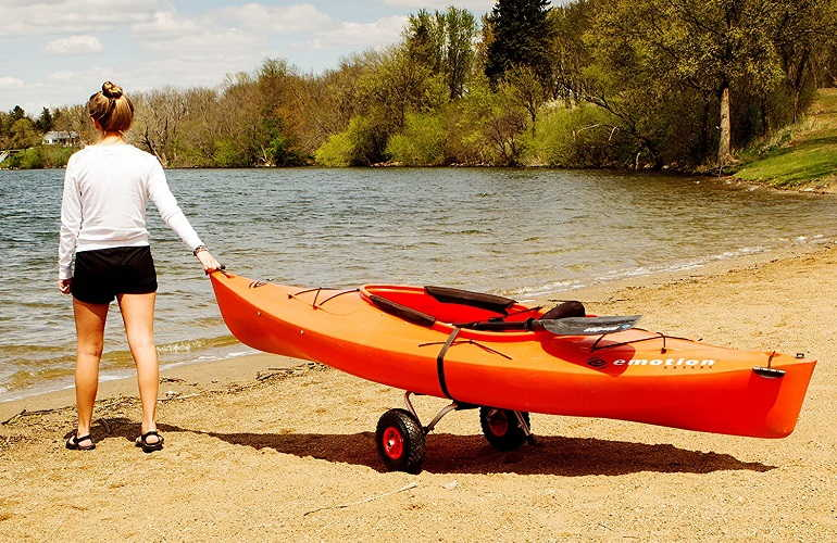 How to Buy the Best Kayak Carts