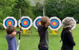 How To Setup A Backyard Archery Range
