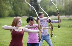 Where To Practice Archery